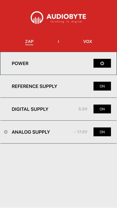 Audiobyte Hydra Remote screenshot 2