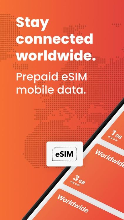 DENT: eSIM data & top-up