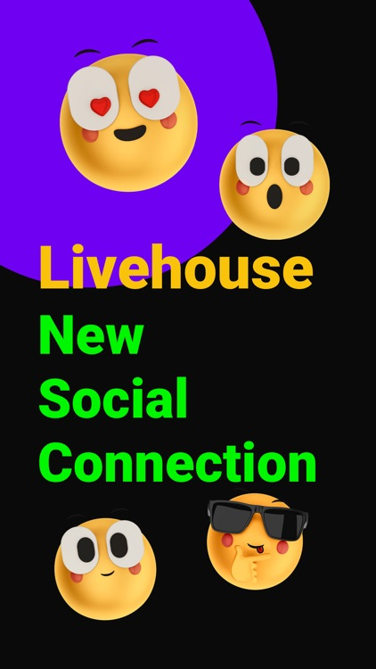 Livehouse - Vibe with Friends