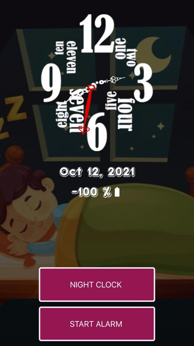 Screenshot 1 of ASD Alarmy-Morning Alarm Clock App