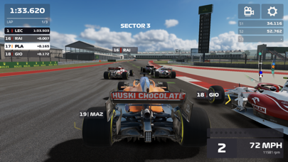 F1 Mobile Racingのおすすめ画像6