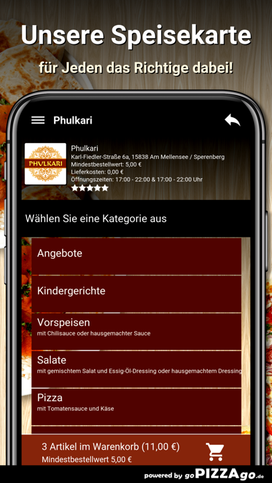 Phulkari Am Mellensee screenshot 4