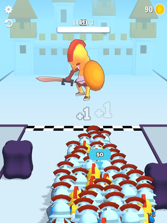 Crowd Fight 3D screenshot 9