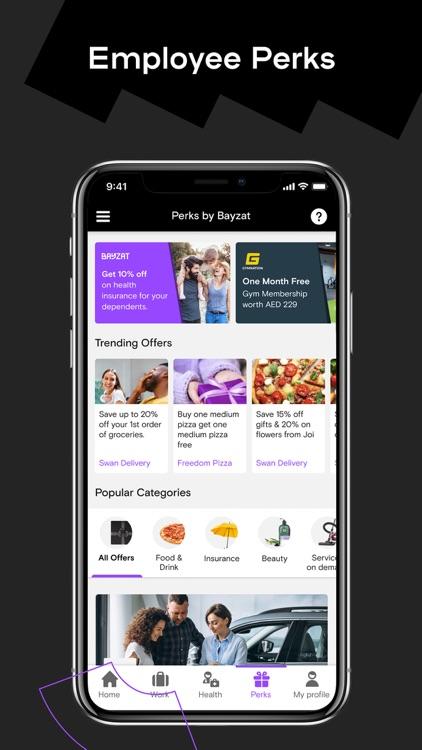 Bayzat: The Work Life Platform screenshot-6
