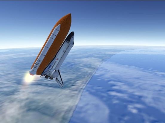 Space Simulator iPad app afbeelding 1