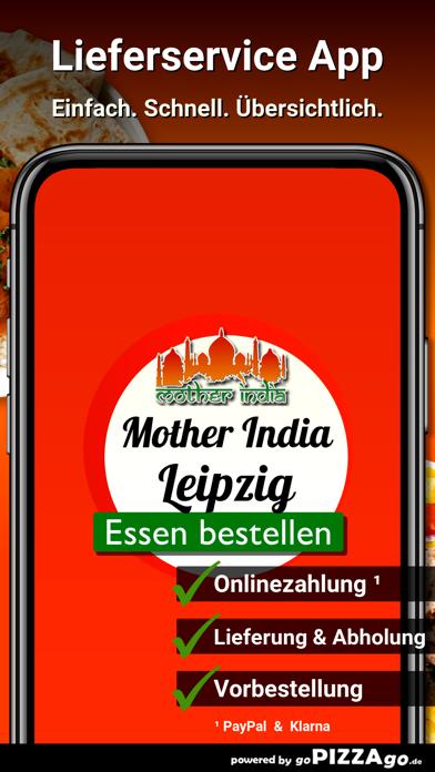Mother India Leipzig screenshot 1