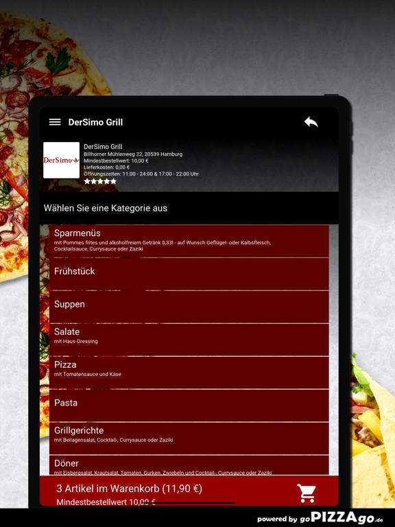 DerSimo Grill Hamburg screenshot 8