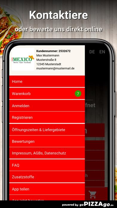 Puro Mexico Kassel screenshot 3