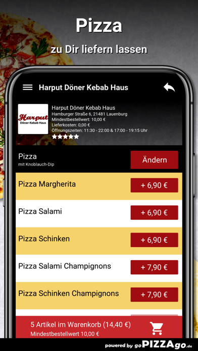 Harput Lauenburg screenshot 5