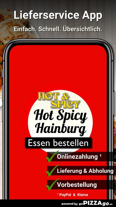 Hot & Spicy Hainburg screenshot 1