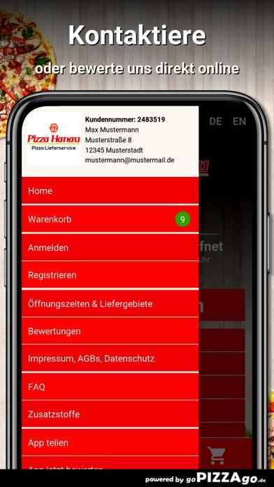 Pizza Hanau Hanau screenshot 3