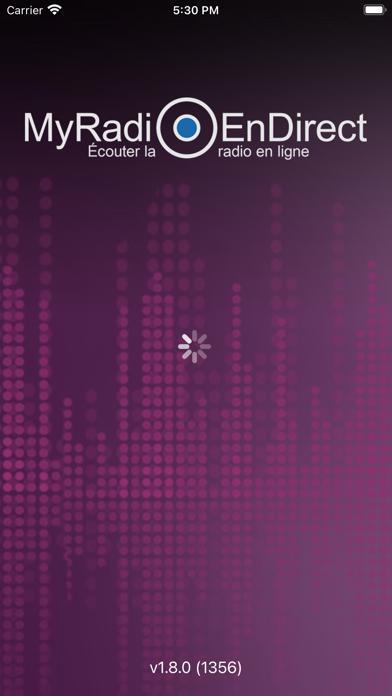 My Radio Endirect - France screenshot 1