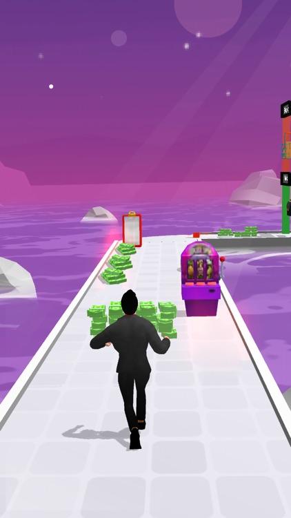 Money Run 3D! screenshot-4