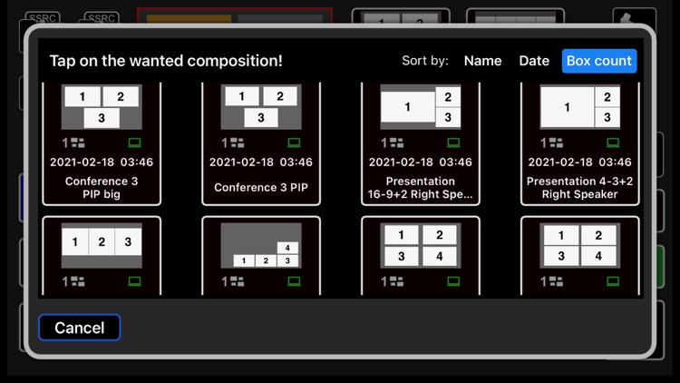 TouchDirector PiP screenshot-3