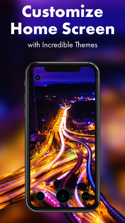 Moving Wallpapers & App Icons screenshot-0