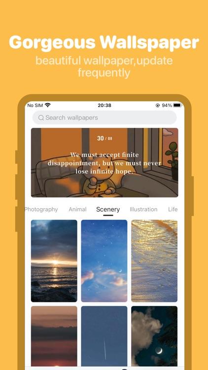 Top Widgets -  Icons & Themes screenshot-4