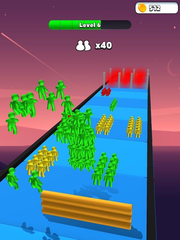 Colorful Racing Strike Guys screenshot 6