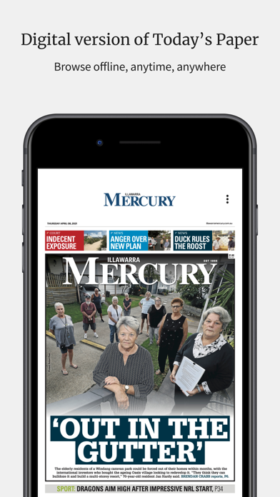 Illawarra MercuryScreenshot of 3