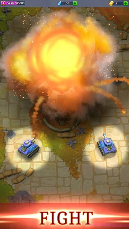 Clash of Warhands・Chaos battle screenshot-0
