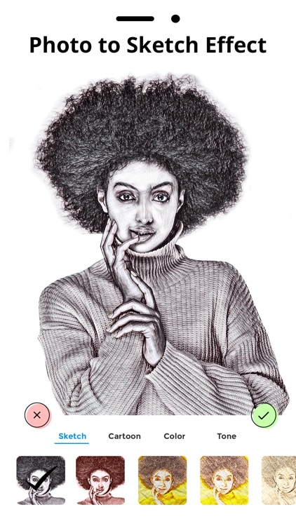Photo To Sketch - Drawing book screenshot-0