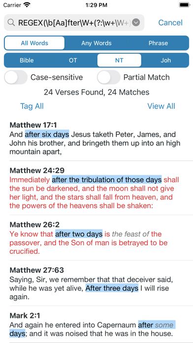 e-Sword LT: Bible Study to Go
