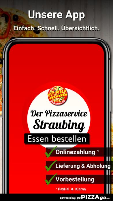 Der Pizzaservice Straubing screenshot 1