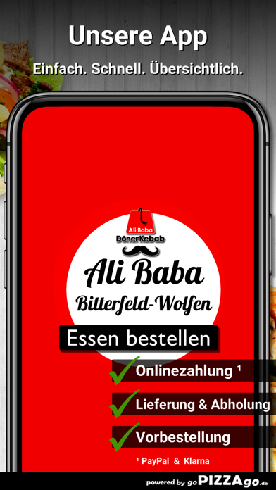 Ali Baba Bitterfeld-Wolfen screenshot 1