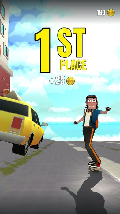 Faily Skater Street Racer screenshot 7