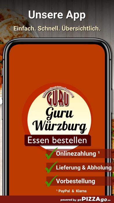 Guru Würzburg screenshot 1