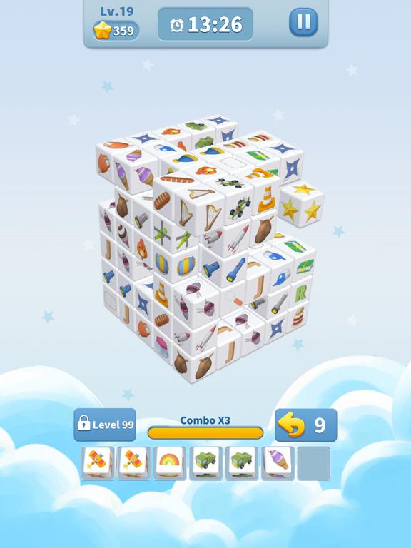 Cube Master 3D - Classic Match screenshot 13