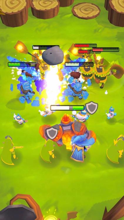 Vanguard: Battle Arena screenshot-7