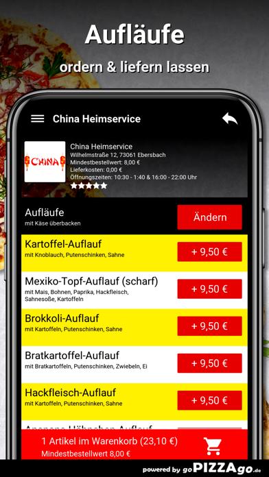 China Heimservice Ebersbach screenshot 6