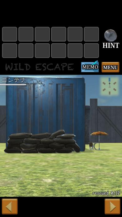 脱出ゲーム Wild Escape紹介画像3