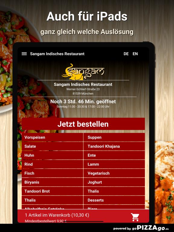 Sangam München screenshot 7