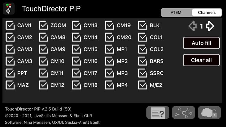 TouchDirector PiP screenshot-7
