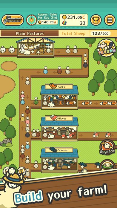 Fluffy Sheep Farm screenshot 4