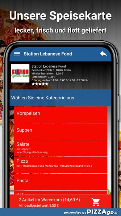 Station Lebanese Food Berlin screenshot 4