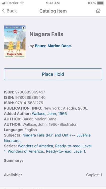 Kent Free Library screenshot-3