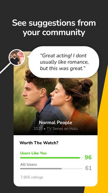 Taste: Movie & TV Reviews screenshot-4