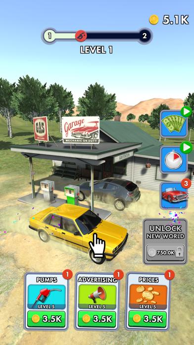 Gas Station. screenshot 1