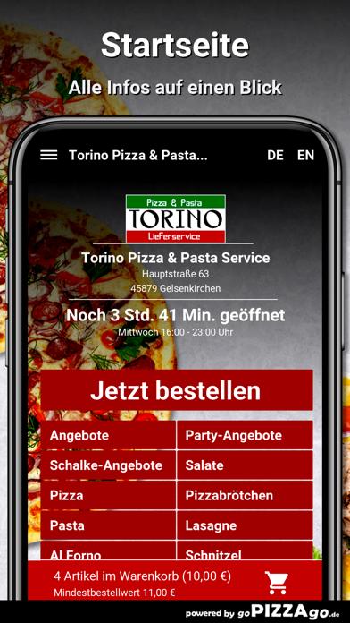 Torino Gelsenkirchen screenshot 2