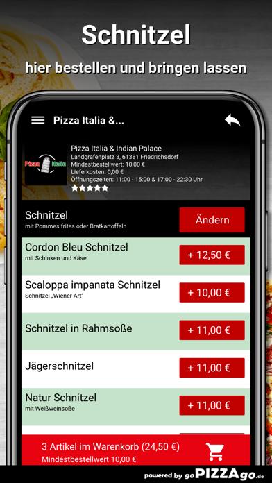 Pizza Italia & Indian Palace screenshot 6