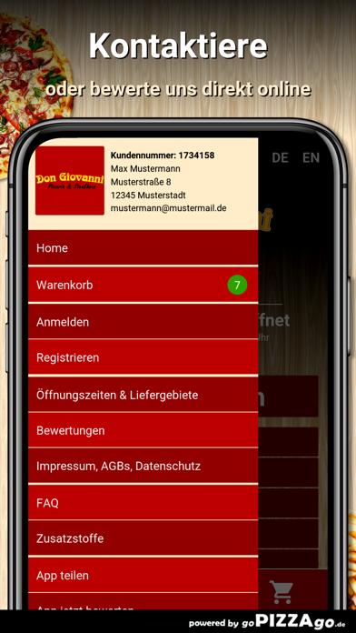 Don Giovanni Berlin screenshot 3