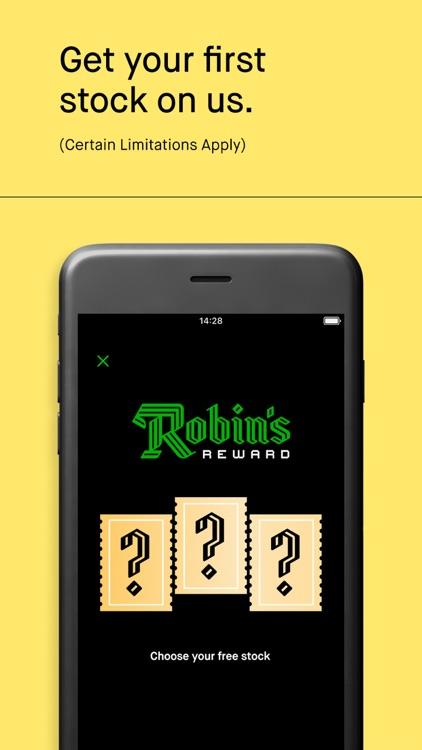 Robinhood: Investing for All screenshot-4