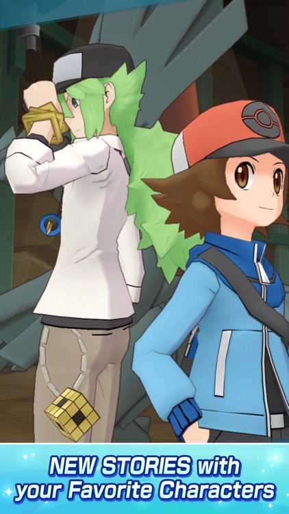 Pokémon Masters EX screenshot-5