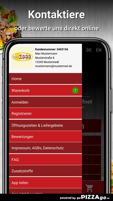 Pizza 2000 Langenhagen screenshot 5