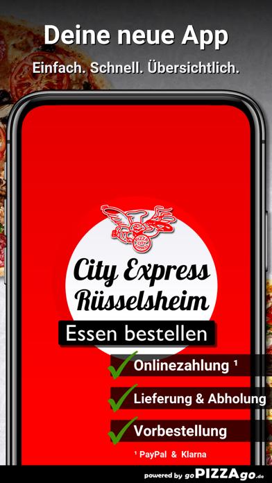 City Express Rüsselsheim screenshot 1
