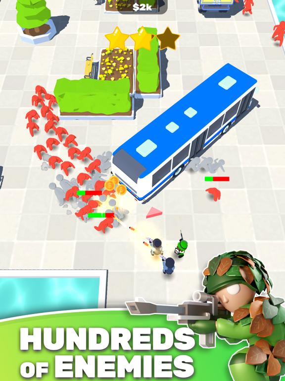 iPad Image of Hero Squad!