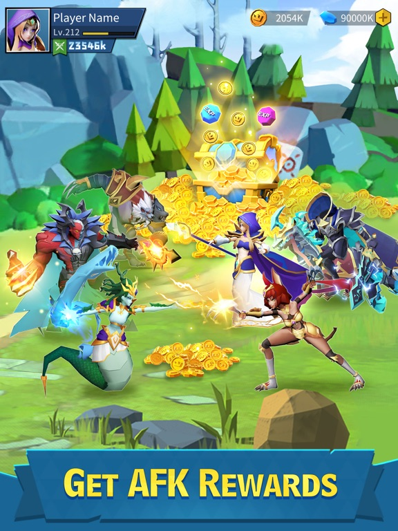 Clash of Minions screenshot 8