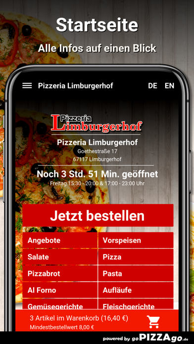 Limburgerhof Limburgerhof screenshot 2